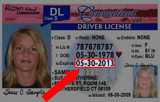 Connecticut Drivers License