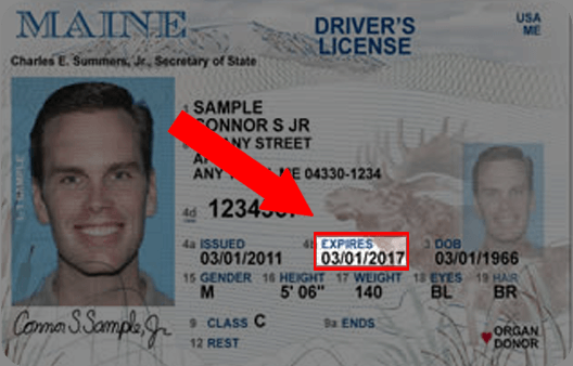 how to renew a maine drivers license | dmv