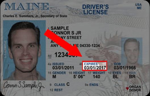 How To Renew A Maine Drivers License | DMV com