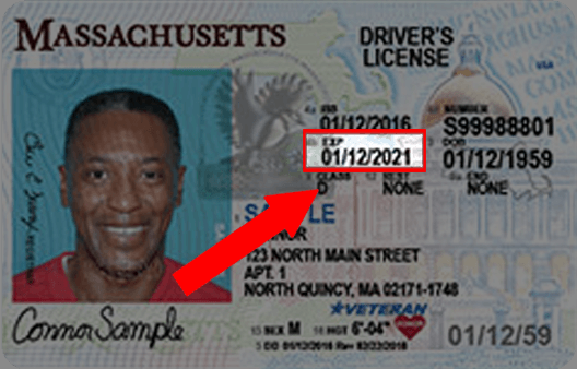 Massachusetts Drivers License