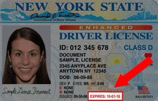 How To Submit A Drivers License Renewal In NY