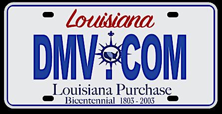 Louisiana DMV Simplified - 2019 Information | DMV com